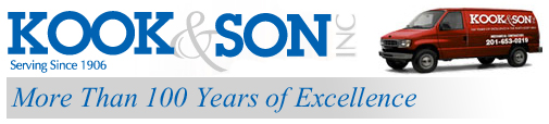 Kook & Son, Inc. - Hudson County NJ Mitsubishi Air Conditioning & Heating